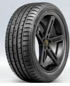 Continental ContiSportContact 3 N0