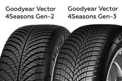 Good year Vector 4Seasons Gen-3 SUV